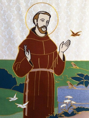 Who was St  Francis ?